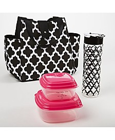 Fit & Fresh Westport Insulated Lunch Bag Kit