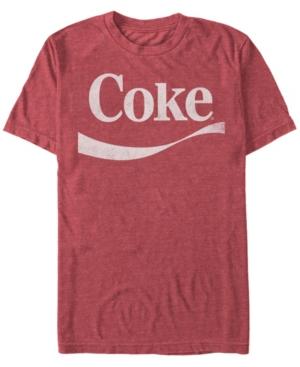 Men's Classic Vintage-Like Swoosh Short Sleeve T-Shirt