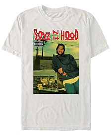 Boyz in the Hood Men's Darrin Doughboy Album Cover Short Sleeve T-Shirt