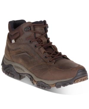 Merrell Men's Moab Adventure Waterproof Boots Men's Shoes
