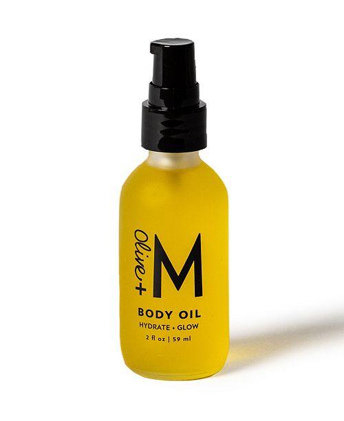 Olive + M Body Oil 2, Oz.