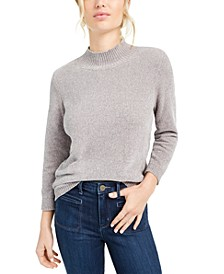 Metallic Chenille Sweater, Created For Macy's