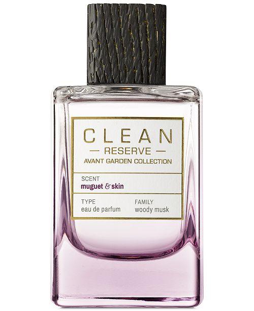 CLEAN Fragrance Avant Garden Muguet & Skin Eau de Parfum, 3.4-oz.