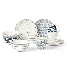 Blue Bay 12-PC Dessert Set