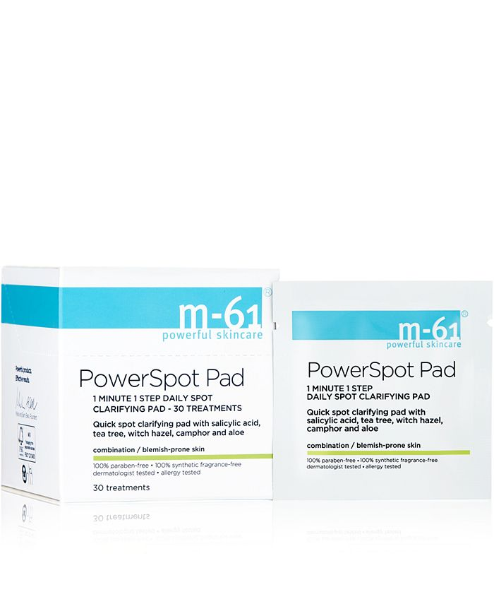 m-61 by Bluemercury - PowerSpot Pad, 30-Pk.