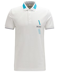BOSS Men's Paule Pro Slim-Fit Polo Shirt