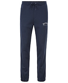 BOSS Men's Hadiko Win Slim-Fit Jogging Trousers