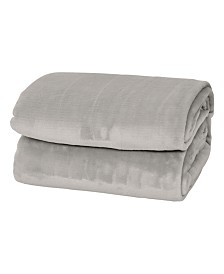 Elle Decor Silky Soft Thick Plush Blankets