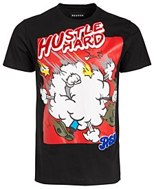 Men's Hustle Hard T-Shirt