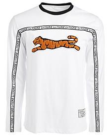 Men's Lincoln Long-Sleeve Logo T-Shirt