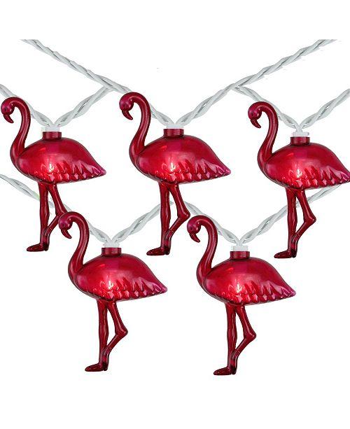 Northlight Flamingo Summer Patio String lights