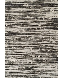 D Style Logan Lo5 Pewter Area Rugs Collection