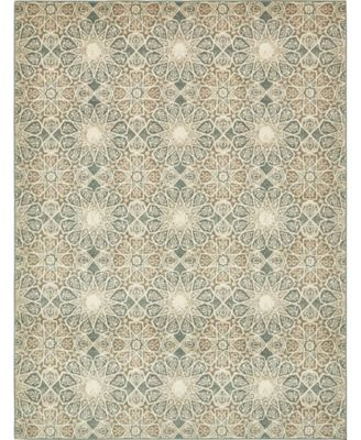 Tabert Tab3 Multi 9' x 12' Area Rug