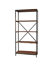 Branson Tall Bookcase, Quick Ship