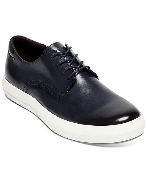 Kenneth Cole New York Men's The Mover Lace-Up Dress Sneakers