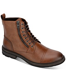 Men's Lace-Up Rex Boots