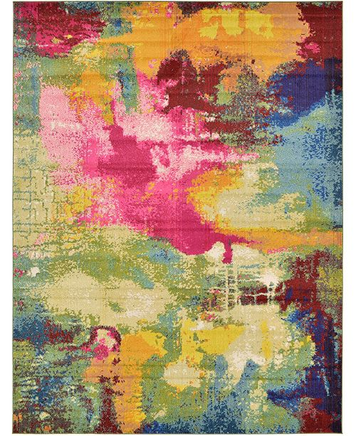 Bridgeport Home Newwolf New2 Multi Area Rug Collection