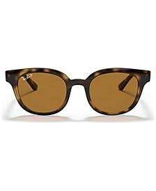 Polarized Sunglasses, RB4324 50
