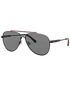 Men's Polarized Sunglasses, PH3126