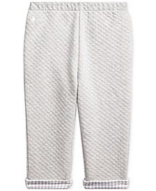 Baby Boys Jacquard Knit Pants