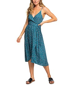 Juniors' My Way To Coast Dress