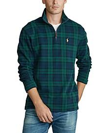 Men's Tartan Estate-Rib Pullover