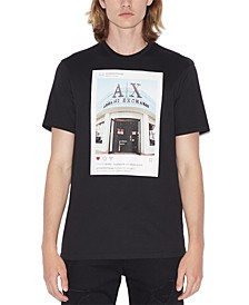 Men's Storefront Graphic T-Shirt