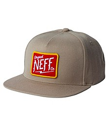 Men's Filler Up Snapback Cap