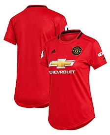 Women's Manchester United Club Team Home Stadium Jersey