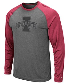Men's Iowa State Cyclones Rad Tad Raglan Long Sleeve T-Shirt