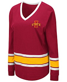 Women's Iowa State Cyclones All Righty Long Sleeve T-Shirt