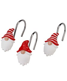Gnome Walk Shower Hooks
