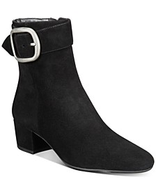 Women's Cassandra Buckle Booties
