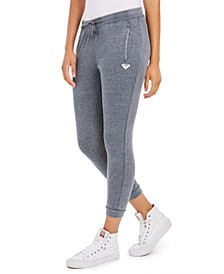Juniors' Skinny Fleece Pants