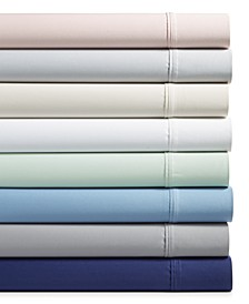Ashford 1500 Thread Count Sateen 4-Pc. Solid Sheet Sets