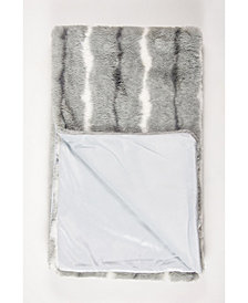 """Luxe Faux Fur Throw 50"""" x 60"""""""