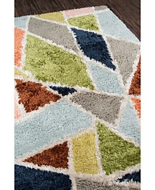Novogratz Retro Ret-1 Multi Area Rug Collection