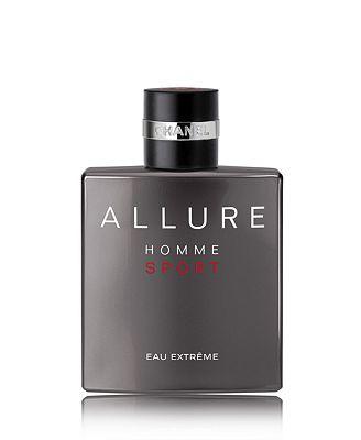 CHANEL ALLURE HOMME SPORT Eau Extrême Eau de Parfum, 5 oz