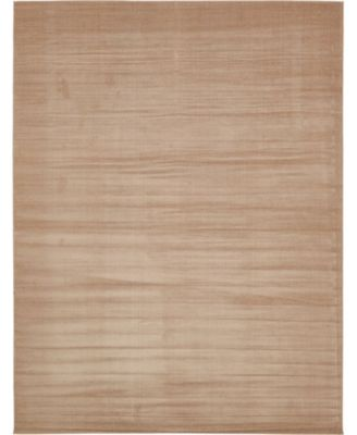 Axbridge Axb3 Light Brown 8' x 10' Area Rug