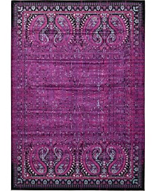 Linport Lin6 Lilac Area Rug Collection
