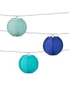 Soji Solar String Lights - Watery Solar Lantern