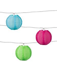 Soji Solar String Lights - Tropical Fruit Solar Lantern