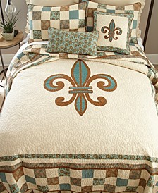 3 Piece Quilt Set- King