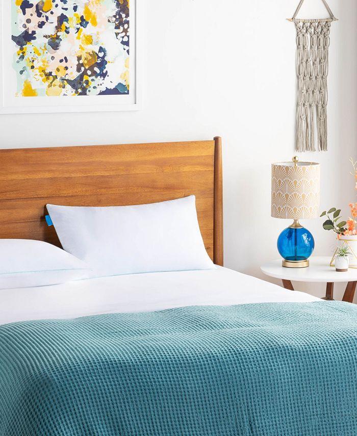 Linenspa - Signature CollectionGel Encased Shredded Memory Foam Pillow, Standard