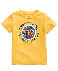 Toddler Boys Atom-Chenille T-Shirt, Created For Macy's