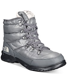 Women's ThermoBall Lace-Up Water Resistant Booties