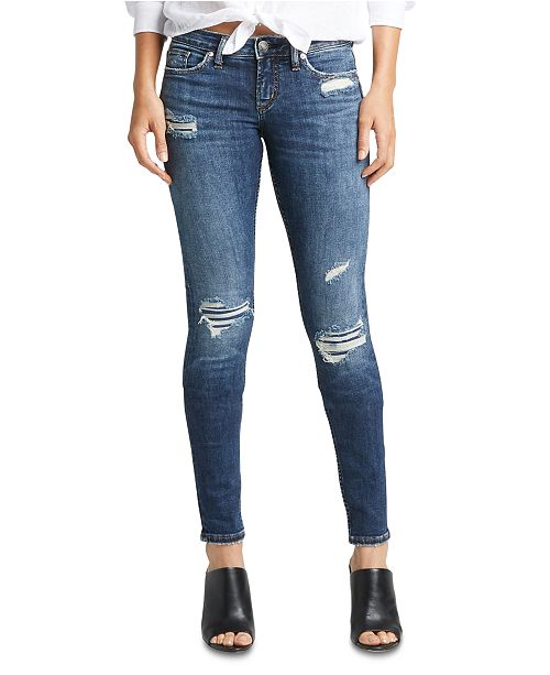 Silver Jeans Co. Tuesday Skinny Jean