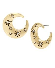 Starry Curl Earrings