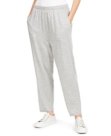 Slouchy Ankle Pants, Regular & Petite