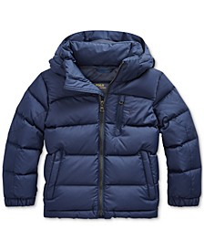 Little Boys Ripstop Jacket, Created for Macy's